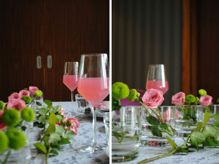 Pink & lovely bridal shower ideas… ♥