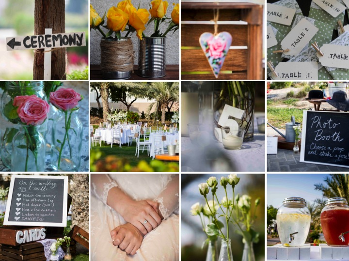 STYLING YOUR WEDDING…