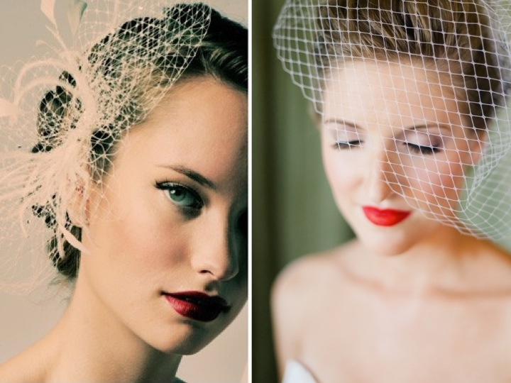 Bridal Beauty – The Classic Red Lip