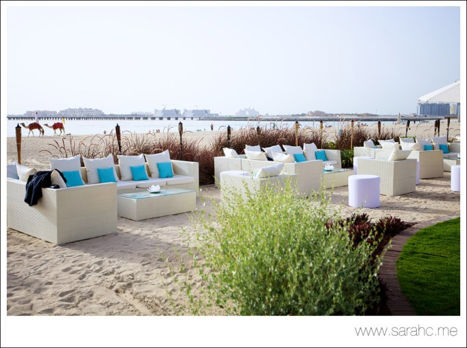DUBAI BEACH WEDDING - SARAH C PHOTOGRAPHY