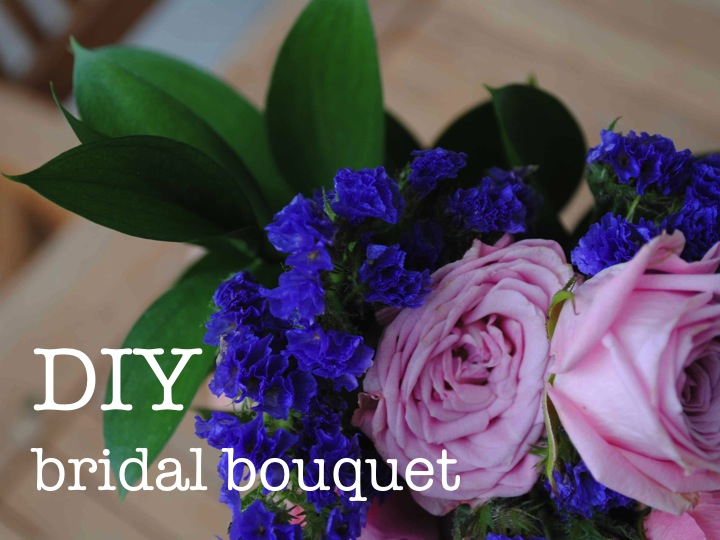DIY Bridal Bouquet ♥