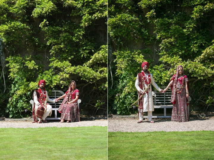 Leanne & Sanjays London wedding – Part 1
