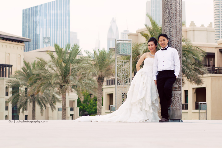 Love in Downtown Dubai | Gul Photography
