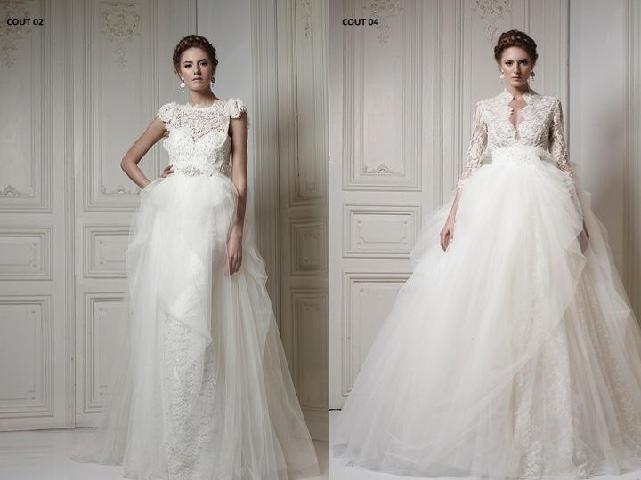 Ersa Atelier @ Contessa Bridal Boutique
