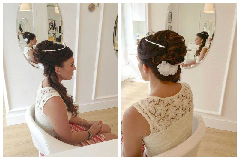 Bridal Locks Teased to Perfection…