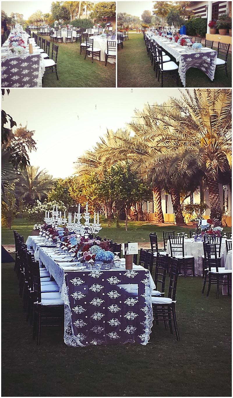 Rustic Chic @ The Desert Palm, Dubai