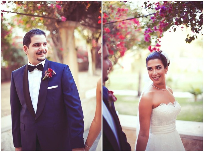 Dot the i's wedding & Events - A wedding at Desert Palm Hotel, Dubai