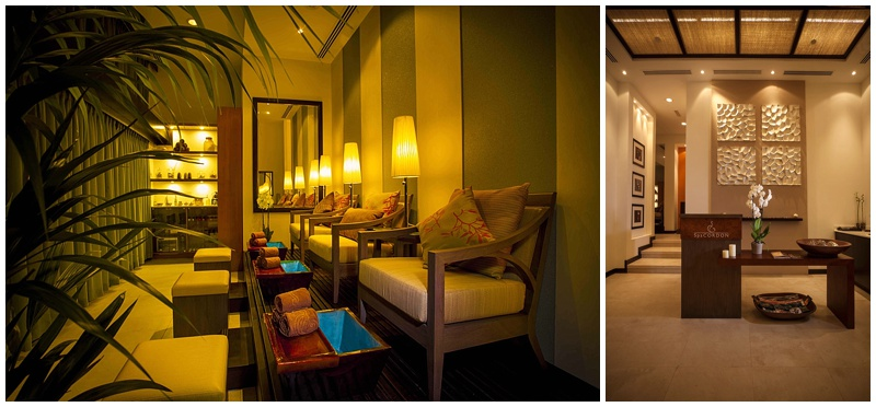 My review… Spa CORDON in DIFC