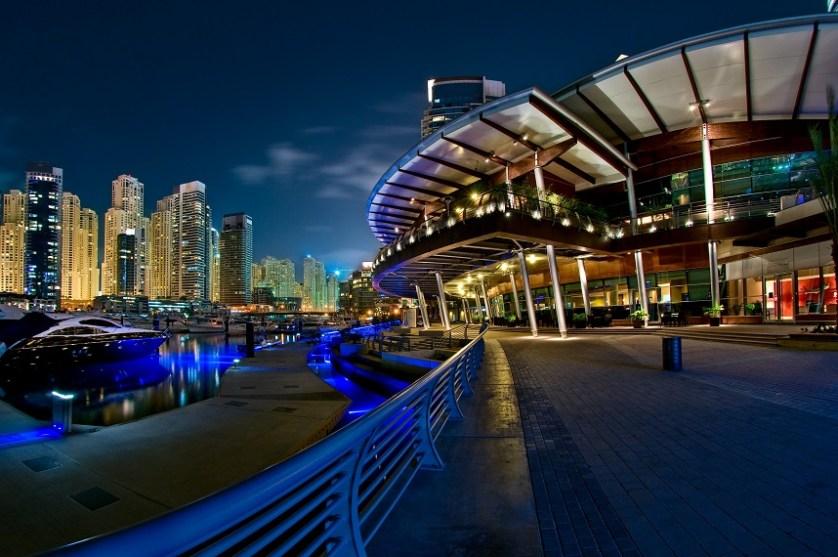 Introducing Dubai Marina Yacht Club…