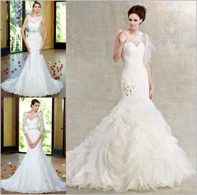 Wedding dress blog by guest blogger leena.