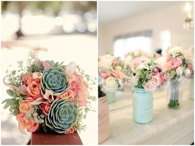 Mint green wedding inspiration