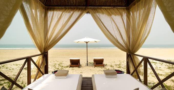 PArk Hyatt Goa - Beach