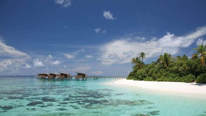 Park Hyatt Maldives Hadahaa - Scenery