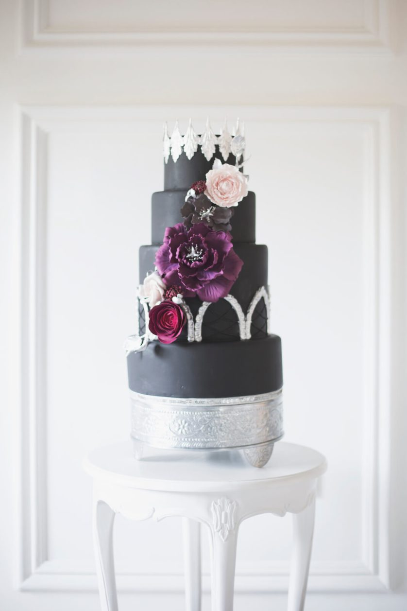 Gothic Romance – Style Inspiration to rock your wedding! {As seen on BrideClub}