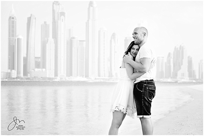 A Dubai love story with a Canadian twist…