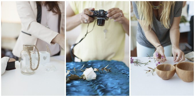 The Engage Academy – A Product Styling Workshop With Louise & Rio