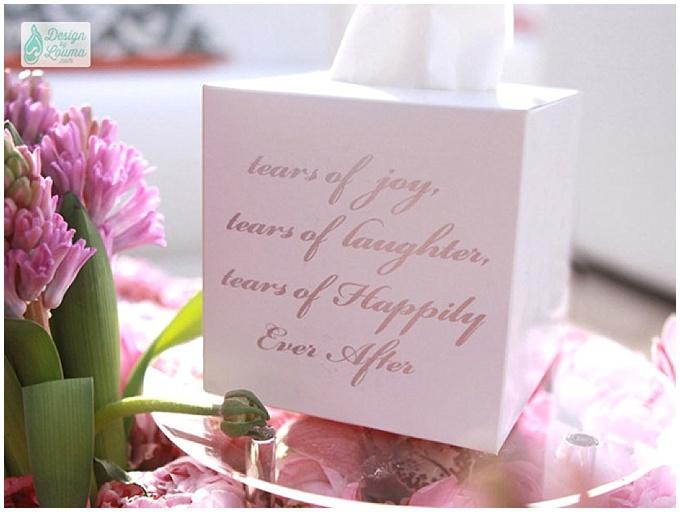 Design by Louma - Luxury wedding stationery