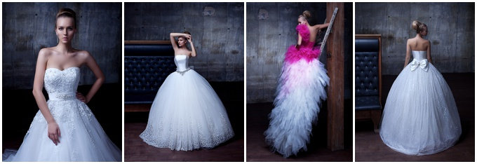 Vanila  Wedding Boutique presents HELEN MILLER {Exclusively in the Middle East}
