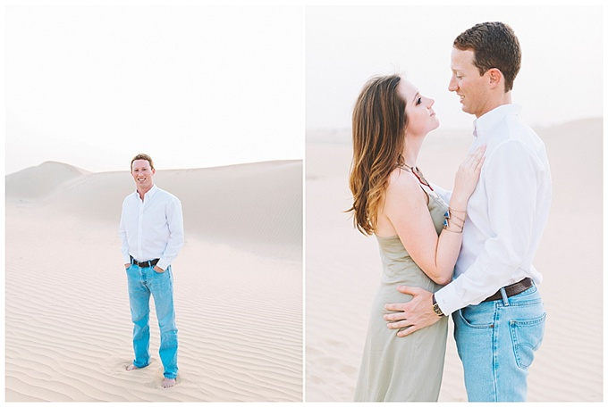 Kate & Wade's engagement shoot by LIZ JVR