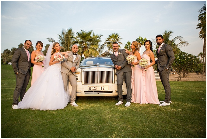 Dubai Wedding - Photography by Blue Eye Picture - Planner - Fabulous Day