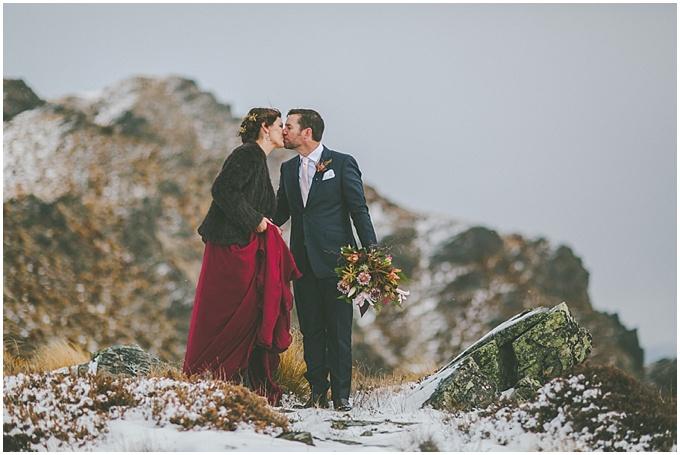 Bernie & Bindi - Real Wedding - NZ Wedding