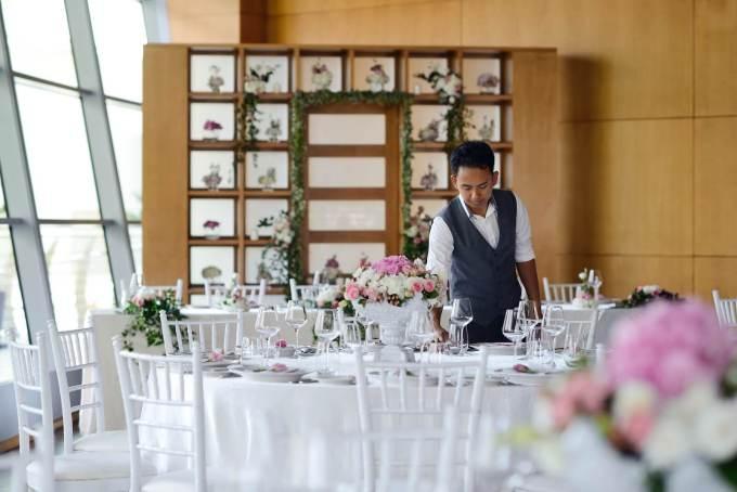 Dubai Marina Yacht Club - Small wedding venue in Dubai