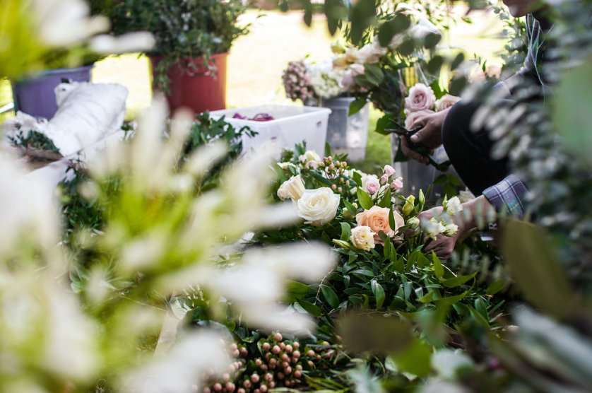 THROWBACK TO 2015!!!! STYLING THIS WEDDING – A rustic affair at Desert Palm Resort & Spa {Dubai wedding}