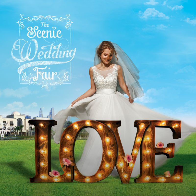 Wedding fairs & events – Save The Dates!