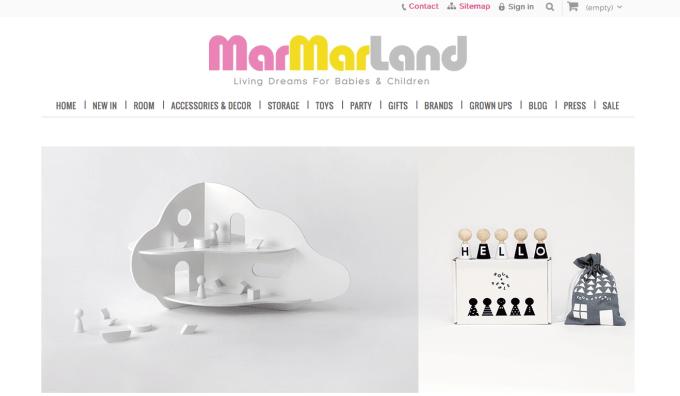 nursery decor - websites I love