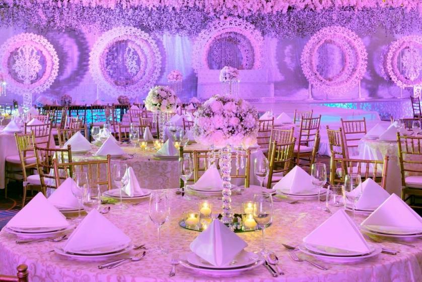 Introducing Marriott Hotel Al Jaddaf…an indoor Dubai wedding venue