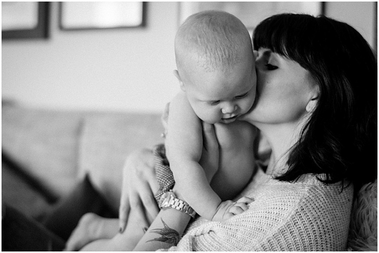 Joelle + Adeline - Chloe Lodge Photography - Mum and Baby Shoot