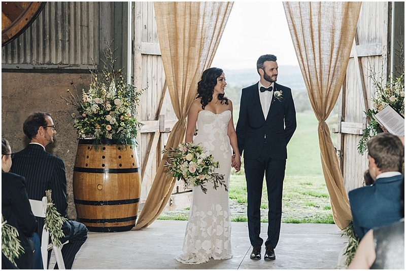 Rustic wedding with gorgeous details - featured on My Lovely Wedding