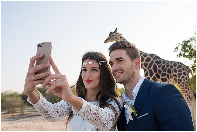 Safari Styled Shoot at Sir Ban Yas Island by The Wedding Haven