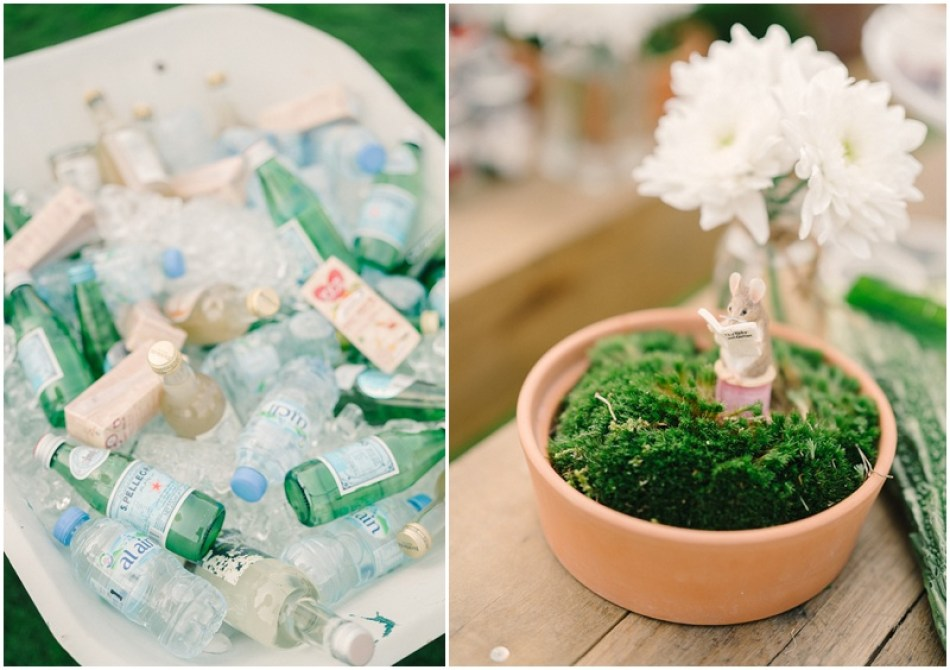 Peter Rabbit Birthday Party - Styling by My Lovely Wedding
