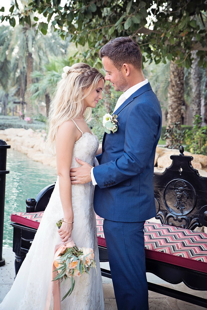 DUBAI WEDDING PLANNING + STYLING - TEGAN + IAN'S LOVELY WEDDING