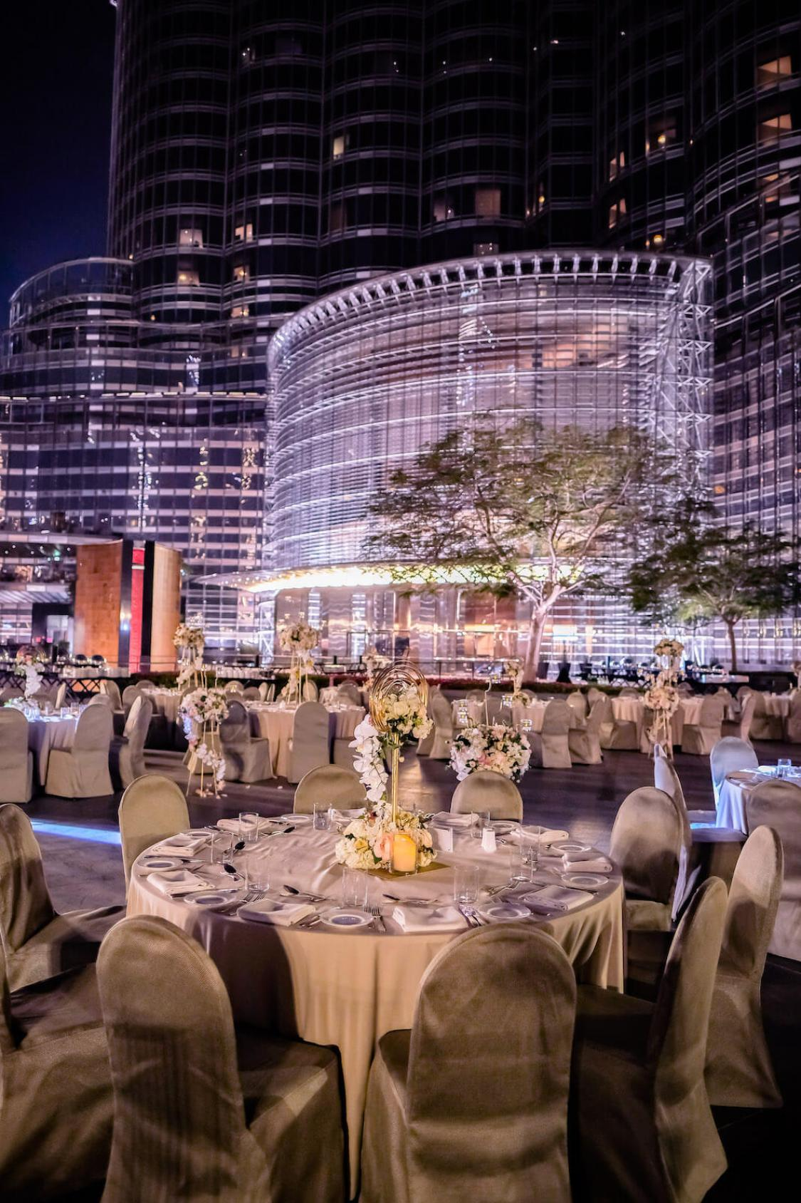 ARMANI HOTEL - WEDDING VENUE -  FEATURED ON MY LOVELY WEDDING BLOG - DUBAI WEDDING