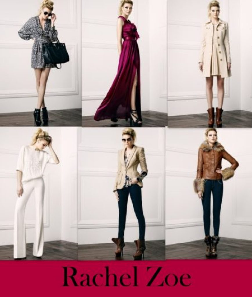 """Rachel Zoe 2012 LookBook"""
