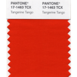 """2012 Color of the Year Tangerine Tango"""