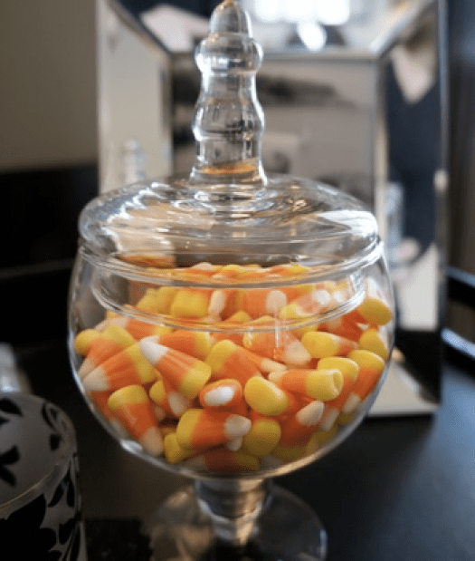 """Candy Corn Display"""