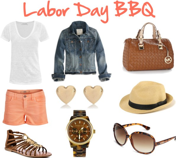 """Labor Day Look"""