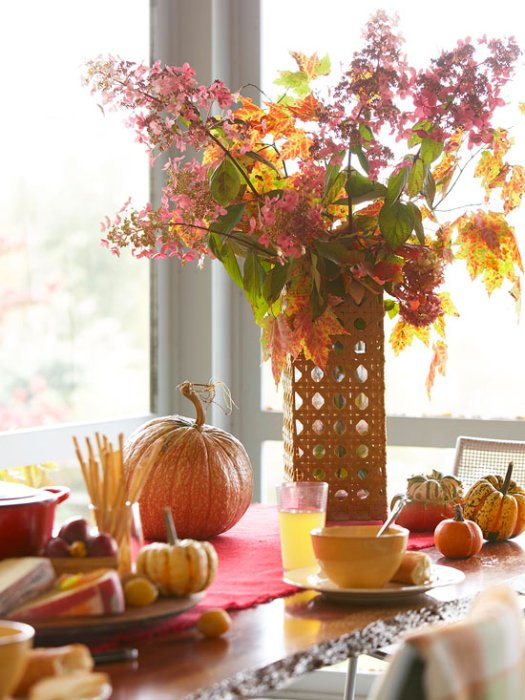 """Fall Centerpiece ideas"""