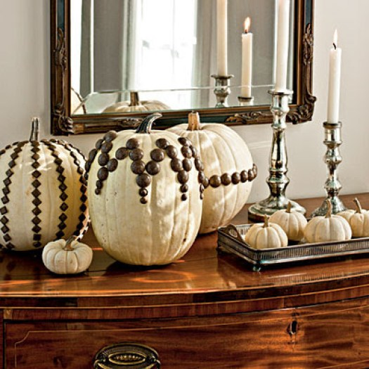 """Fall Pumpkin Display"""