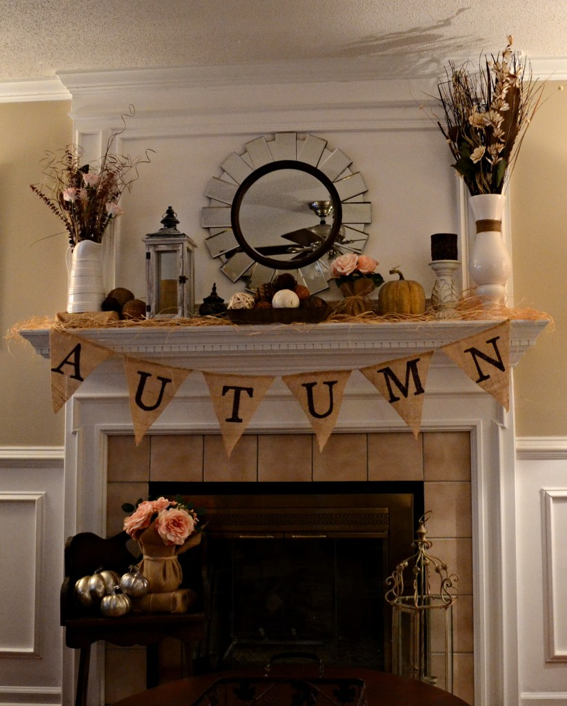 """Fall Mantle"""