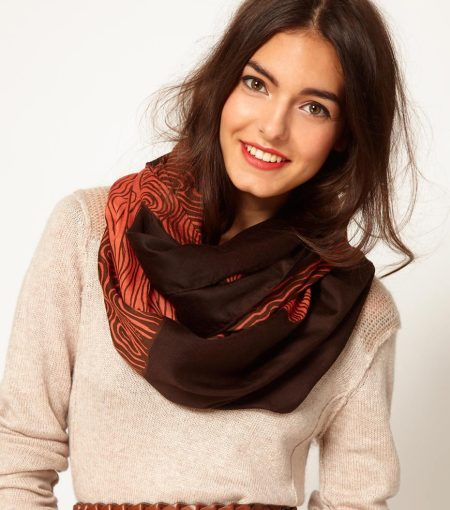 """Snood Scarf"""