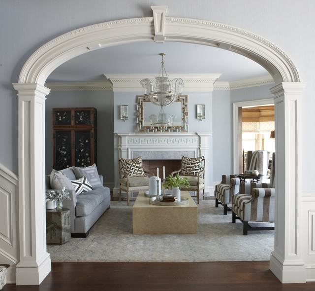 Traditional Living Room: Decorating Style Series: Classic Traditional