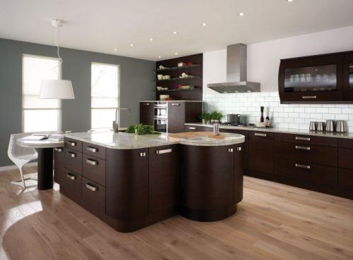 """Contemporary Style Kitchen"""