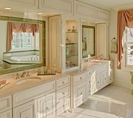 """french country bath"""
