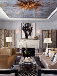 Decorating Style Series: Hollywood Regency | My Love of ...