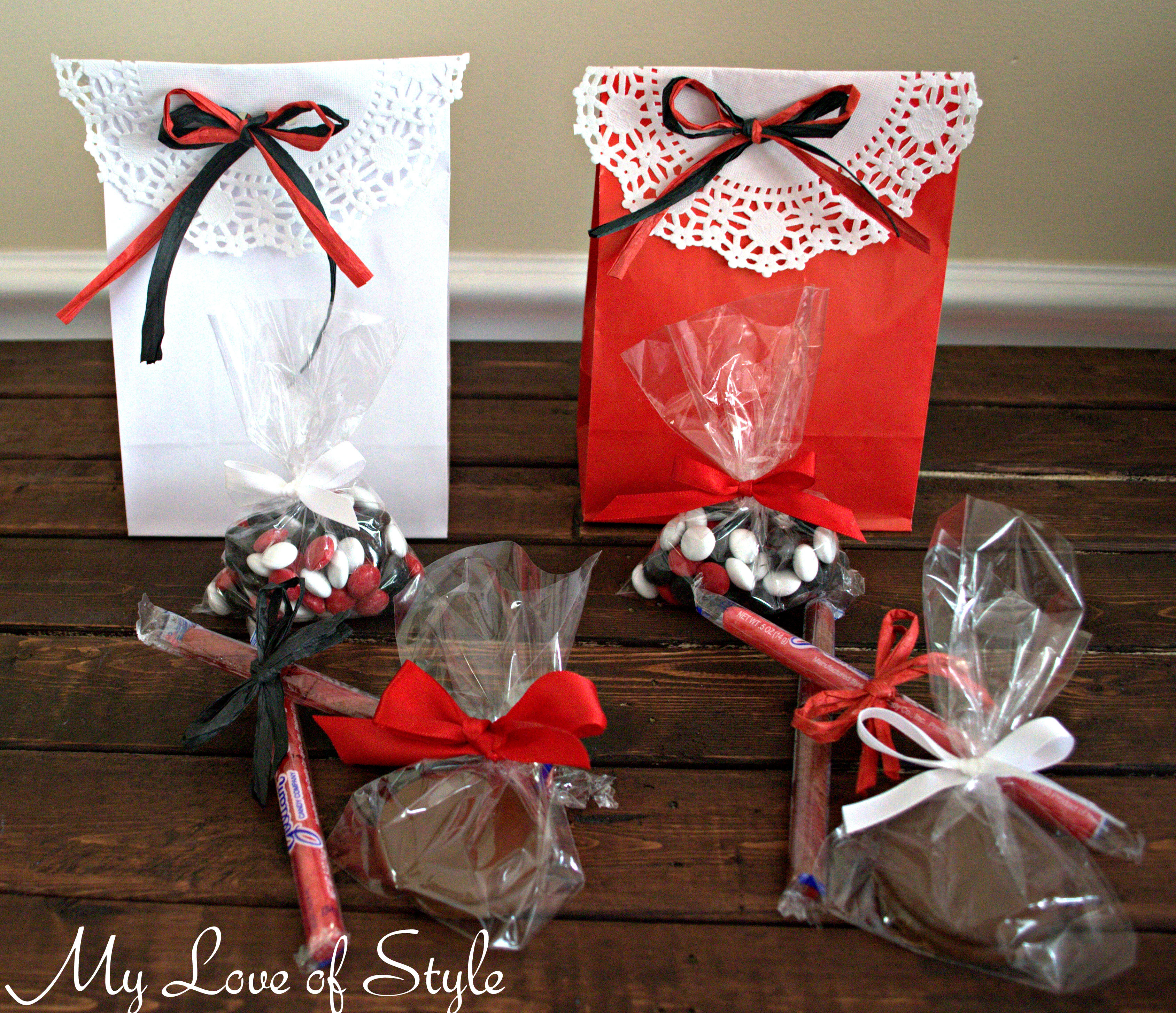 Diy Hockey Inspired Party Favors My Love Of Style My Love Of Style