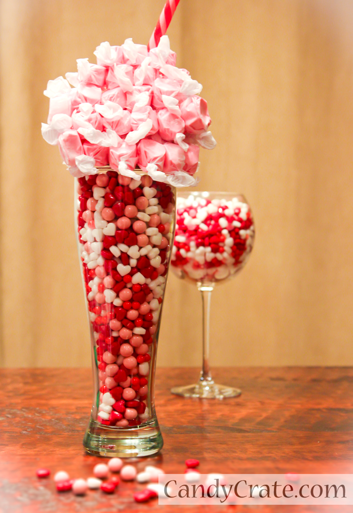 How to Create a Valentine s Day Candy Buffet
